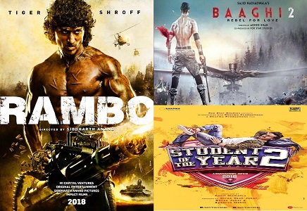 Tiger Shroff Upcoming Movies List 2018