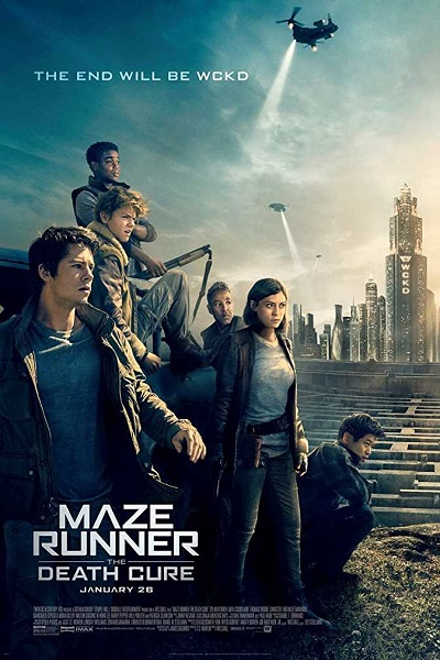 Maze Runner The Cure Release Date