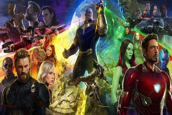 Avengers release date in Perth