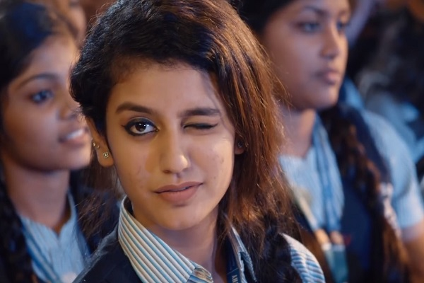 Priya Prakash Varrier Height Age Wiki Biography