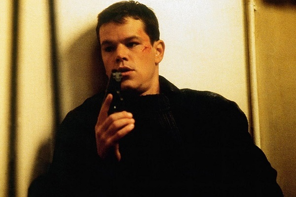 Best Action Movie The Bourne Identity (2002)