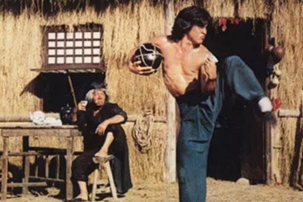 best kung fu movies Drunken Master (1978)