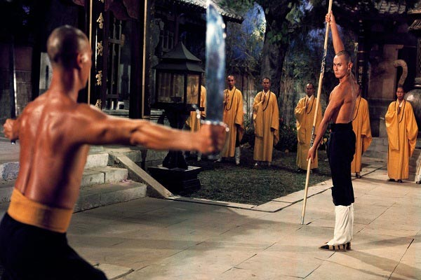 best kung fu movies The 36th Chamber of Shaolin (1978)