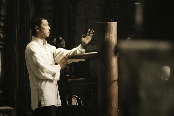 best kung fu movies Ip Man (2008)