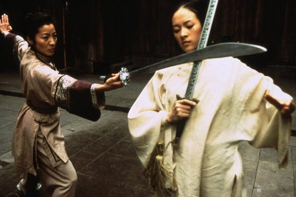 best kung fu movies Crouching Tiger, Hidden Dragon (2000)