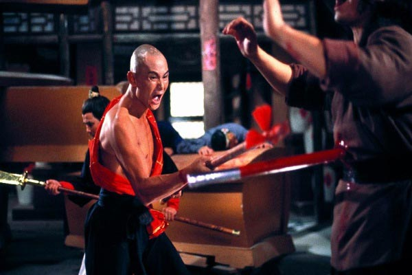 best kung fu movies of all time The 8 Diagram Pole Fighter (1984)