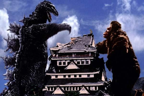 Best Godzilla Movies King Kong vs. Godzilla (1962)