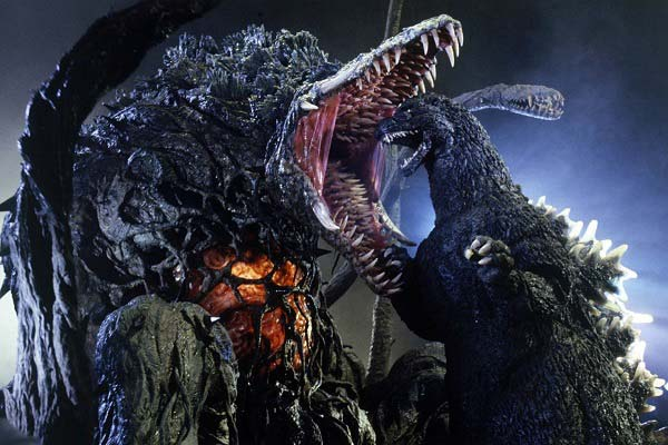 Best Godzilla Movies Godzilla vs. Biollante (1989)