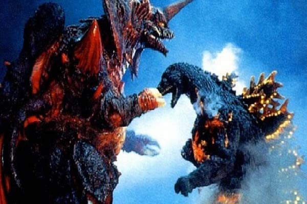 Best Godzilla Movies Godzilla vs. Destoroyah (1995)