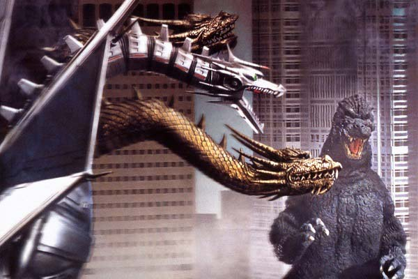 Best Godzilla Movies of all time Godzilla vs. King Ghidorah (1991)