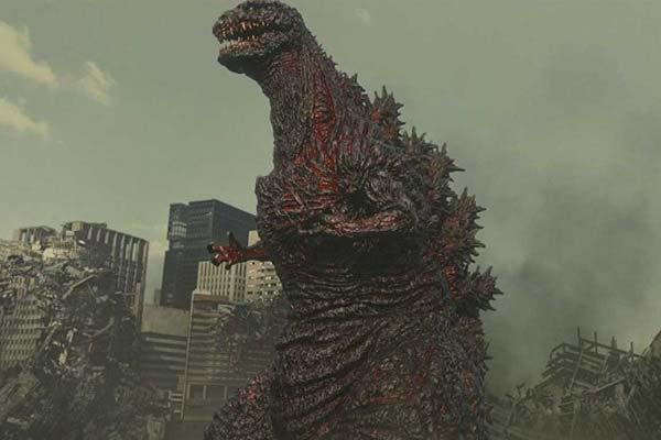 Best Godzilla Movies of all time Shin Godzilla (2016)