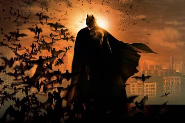 Best Movie Series Batman Begins (2005)