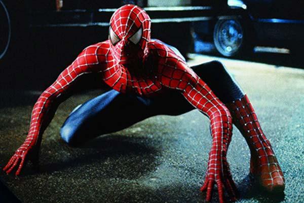 Best Movie Series Spider-Man (2002)