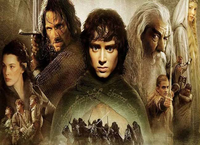 Best Movie Series The Lord of the Rings: The Fellowship of the Ring (2001)