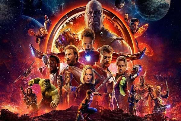 Best Movie Series Avengers: Infinity War (2018)