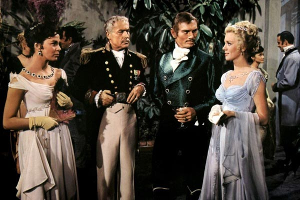 best pirate movies The Buccaneer (1958)