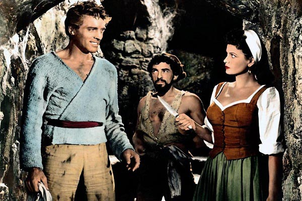 best pirate movies The Crimson Pirate (1952)