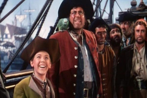 best pirate movies Treasure Island (1950)