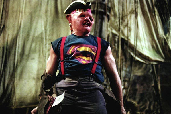 best pirate movies of all time The Goonies (1985)
