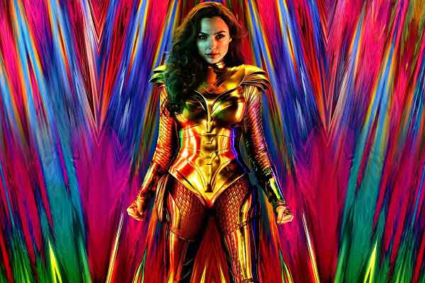 Upcoming DC Movies Wonder Woman 2