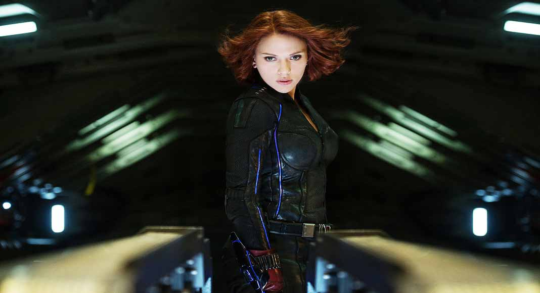 Scarlett Johansson Upcoming Movies