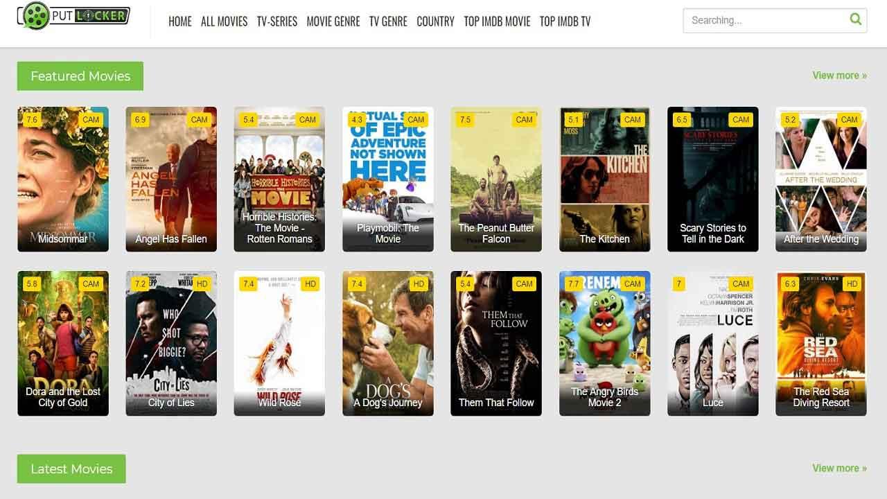 PutLocker 2021 Watch Free Movies Online From PutLockers