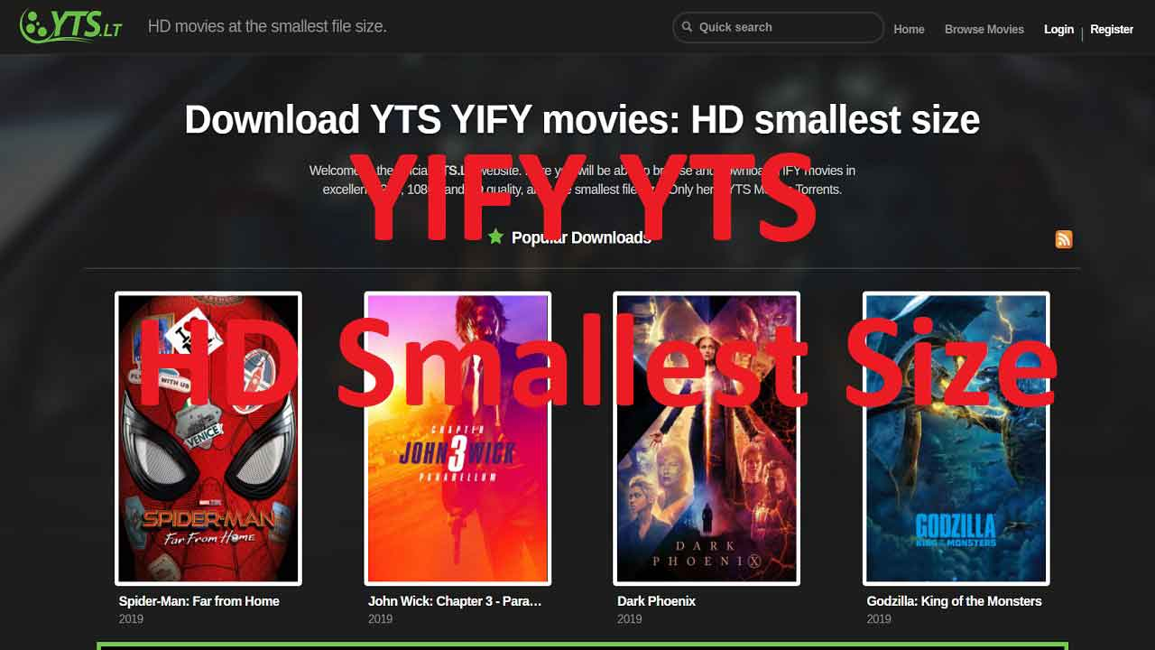YTS YIFY Subtitles