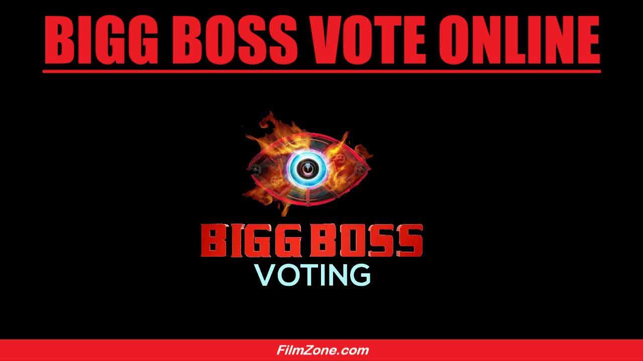 Bigg Boss Voting (Vote Online)
