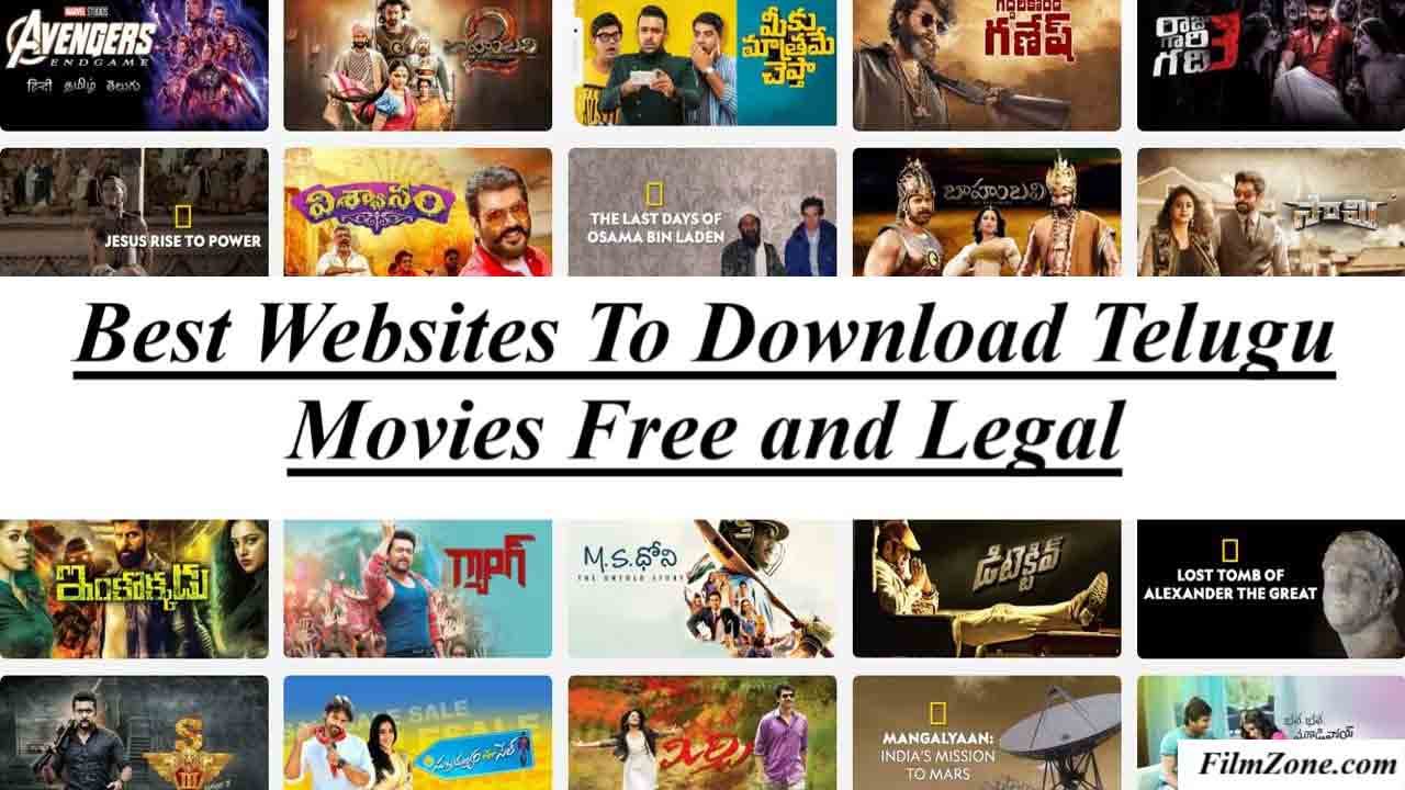 Telugu Movies Download