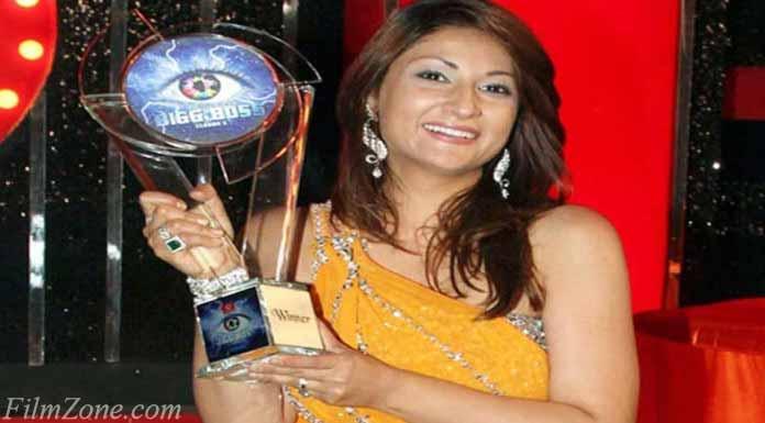 Bigg Boss 6 Winner Urvashi Dholakia