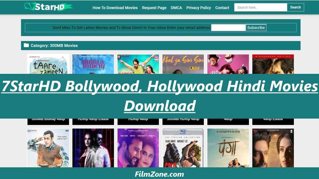 7starhd Movies Download